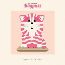 SANDRA & FAULKNER,JOHN KERR - THE MUSIC FROM BAGPUSS ( EDITION)  CD+BUCH NEU