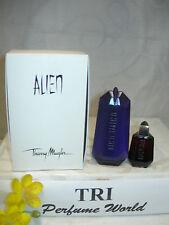 ALIEN by Thierry Mugler Miniature 2 pc set (Eau de Parfum & Prodigy Body Lotion)