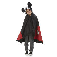 Mickey Mouse Snuggle Wrap - Mickey Mouse Blanket - Kids Hooded Blankie - Disney