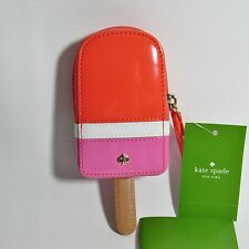 Genuine KATE SPADE ICE POP Popsicle Coin Purse FLAVOR of the MONTH New with Tags