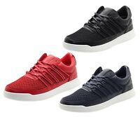 Mens Crosshatch Designer Webbing Light Weight Shoes Sneakers Trainers Boots