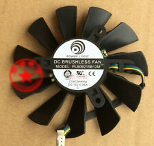 1pcs  For MSI N460/N560GTX 570/580GTX HD6870 Graphics Fan PLA09215B12M