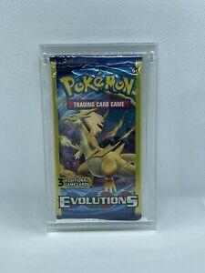 Pokemon Evolution Booster Pack / Charizard / Glurak / Original  / Englisch Heavy