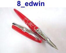 Brand New Stunning Fresh Red Barracuda Fountain Pen - DW186R