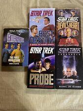 Star Trek Hard Cover Books