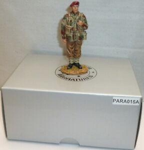 Thomas Gunn Limited Edition Miniatures - PARA015A - boxed mint