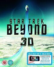 Star Trek Beyond 3d Blu-ray UltraViolet Edition & Factory