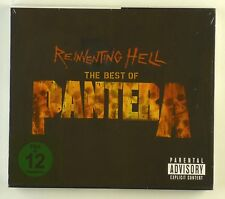 CD-pantera-réinventons Hell-the Best of - #a1910 - NEUF