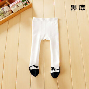 Baby Pantyhose Newborn Tights For Girl Pant Stockings non-skid Sock