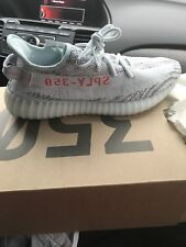 8691d7e92ed507 Adidas Blue Athletic Shoes adidas Yeezy for Men
