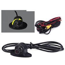 HD cámara de visión nocturna para auto frontal/lado/izquierda/derecha/trasera vista cámara 360 grados