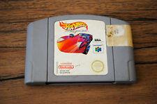 Jeu HOT WHEELS Turbo Racing pour Nintendo 64 (N64) PAL