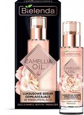Bielenda Camellia Oil Luxury Rejuvenating Nourishing Face Serum Mature Skin 30ml
