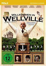 Willkommen in Wellville * DVD mit Anthony Hopkins Roman von T. C. Boyle Pidax