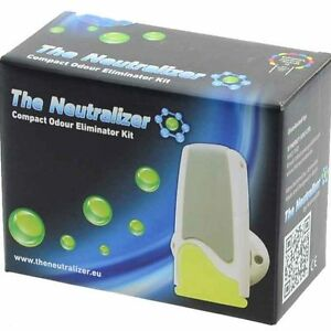 The Neutralizer - Ultra Compact Odour Eliminator Kit Rid Bad Air Smells Plug-In