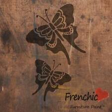 Papillons butterfly Stencil Tattoo frenchic chalkpaint A4 Meubles FREE POST