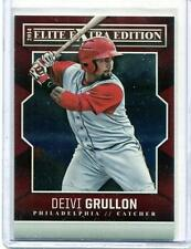 2014 Elite Extra Edition Deivi Grullon RC Lot of 10