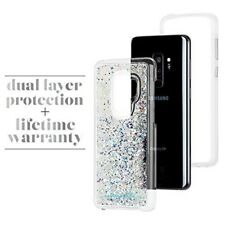CASEMATE for Samsung Galaxy S9+ Waterfall Cascading Liquid Glitter