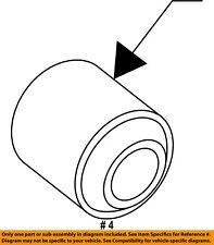 FORD OEM Rear Suspension-Lower Control Arm Rear Bushing 8A8Z5A638B