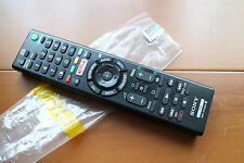 Original BRAND NEW SONY TV Remote Control RMT-TX100A for KDL-55W800C -65W850C