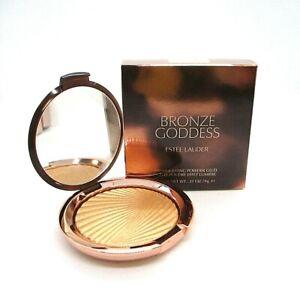 Estee Lauder Bronze Goddess Highlighting Powder ~ 01 Heat Wave ~ .31 oz ~ BNIB