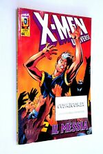 X-MEN DELUXE n. 44 Marvel 1998 Universe Il Messia