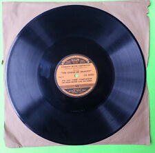 1940 Plymouth Chevrolet Ford DEALER Record Big 3 Promo 33 1/3 RPM Chrysler