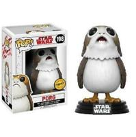 RARE CHASE PORG Star Wars FUNKO Pop Vinyl - NEW in MINT BOX & Pop Protector