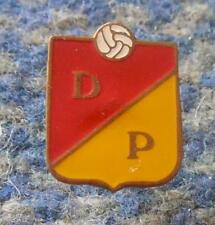 DEPORTIVO PEREIRA COLOMBIA FOOTBALL FUSSBALL SOCCER 1970's RARE SCREW PIN BADGE