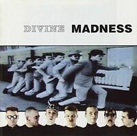 Madness Divine Madness (compilation, 1992) [CD]