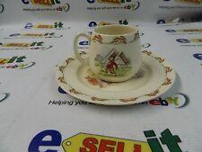 Royal Doulton Bunnykins Cup & Plate