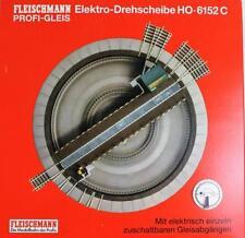 Fleischmann 6152 C  H0 - elektrische Drehscheibe NEU & OvP