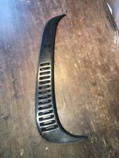 1991 Toyota Land Cruiser D Pillar Vent Molding Black Right Side ** No Tabs **