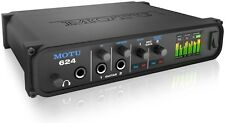 MOTU 624 (Thunderbolt AVB Audio Interface)