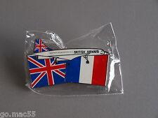 British Airways/Air France Concorde Pin Badge - New & Sealed
