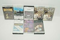 Lot of 8 Classical Music 101 Strings Orchestra Movie Themes Cassette Tapes