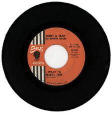 """JIMMY & JEAN With The IKE TURNER ORCHESTRA  """"I WANT TO MARRY YOU""""  NORTHERN SOUL"""