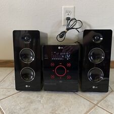 LG LFD750 CD/DVD Mini Home Theater Stereo System Speakers GREAT CONDITION!