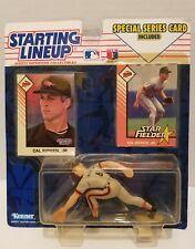 1993 STARTING LINEUP - KENNER - MLB - CAL RIPKEN JR - BALTIMORE ORIOLES SLU NEW