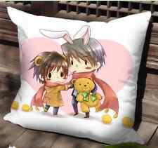 Anime Junjou Romantica Takahashi Misaki Usami Akihiko Q Pillow Cushion 2way