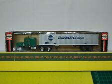 Camion HO HERPA - Camion US KENWORST + Semi Remorque Norkolk Western Ref 850272