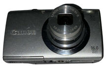 Canon Powershot  A2400 is Silver, comes With 2 Batteries And 1 Charger