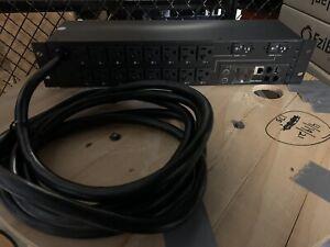 Cyberpower PDU41003 Switched Horizontal PDU 30A L5-30P 120V 5-20R 2U 30A/120V