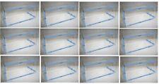 Lot 12 Boites Vitrine sans socle pour Miniatures 1/43 Hauteur 6 cm Neuf !