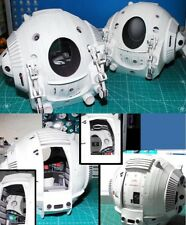 Film 2001 A Space Odissey One Man Space Capsule Pod Paper Model Kit Gift Instock