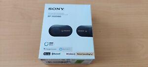 Sony WF-1000XM3 InEar Kopfhörer Wireless Noise Cacelling Neuwertig mit Rechnung