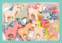 ❤️My Little Pony MLP G1 Vtg Custom Bait TLC Mixed Lot of 10 Ponies Summer Wing❤️
