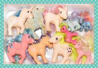❤️My Little Pony MLP G1 Vtg Custom Bait TLC Mixed Lot of 10 Ponies Summer Wing❤️