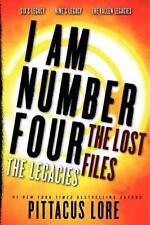 I Am Number Four: The Lost Files: The Legacies (Lorien Legacies: The...  (ExLib)