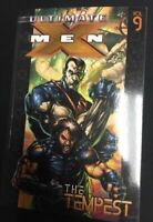 Ultimate X-Men The Tempest Volume 9 Marvel TPB 2nd Print 2005 Unread NM